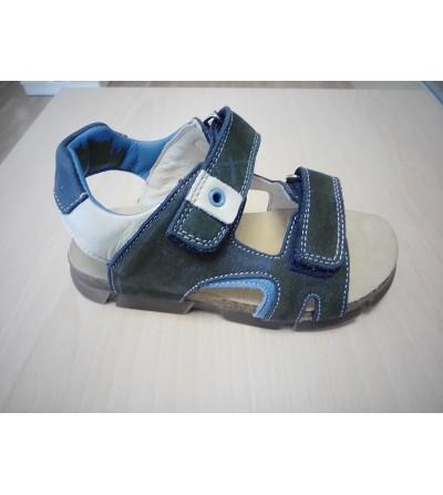 Sandalio bio azul