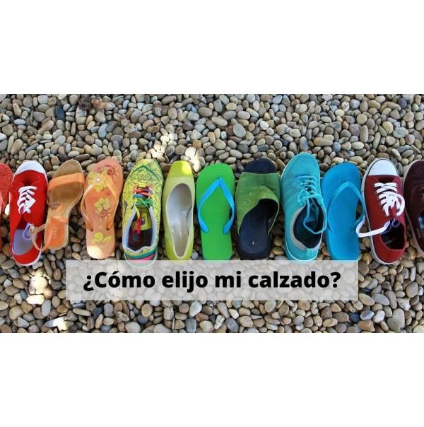 Como elegir el calzado adecuado